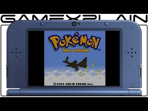 Pokémon Gold & Silver - Game & Watch (3DS Virtual Console)