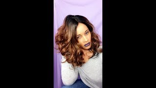 Red Carpet Synthetic Lace Front Wig RCP609 April