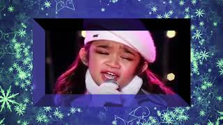 """Angelica Hale, LeAnn Rimes and Carly Rose Sonenclar - Part 2  """"How do I"""" """"O Holy Night"""""""