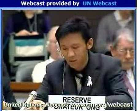 7th UN HRC Session in Geneva (remarks on Tibet) Part 3