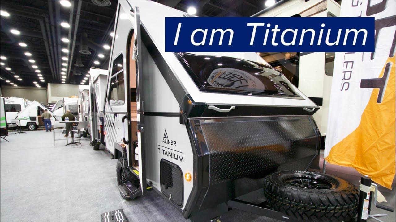 Aliner Titanium