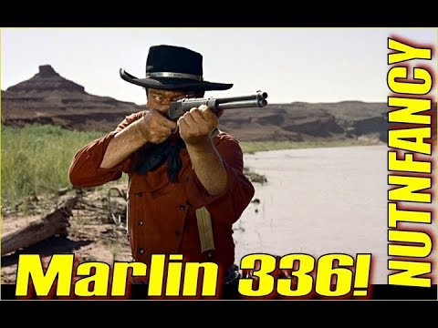 Favorite Lever Action: Marlin 336 Review