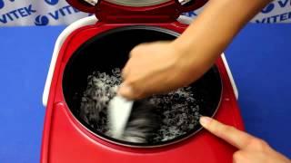 Рецепт приготовления варенья из черной смородины в мультиварке VITEK VT-4214 R