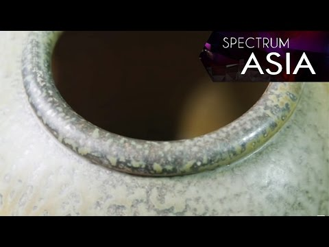 Spectrum Asia — The Art of Clay and Fire 12/11/2016 | CCTV