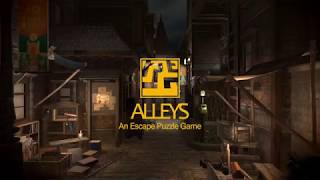 Alleys - An Escape Puzzle Game trailer}