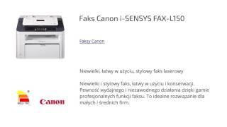 Faks Canon i-SENSYS FAX-L150