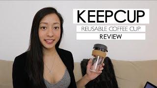 Скачать REVIEW KeepCup Reusable Coffee Cup