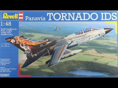 Recension - Tornado IDS (Revell, 1/48)