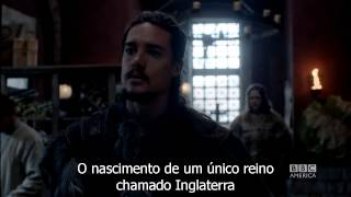 Trailer Last Kingdom BBC - Legendado PTBR