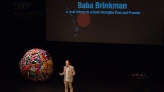 Download A brief history of rhyme | Baba Brinkman | TEDxNavesink
