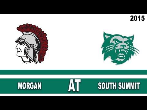 Football: Morgan at South Summit High School