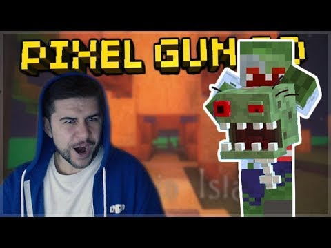 NEW HALLOWEEN UPDATE PREVIEW! HALLOWEEN SPECIAL Pixel Gun 3D
