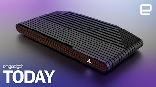 Atari teases two new console designs | Engadget Today
