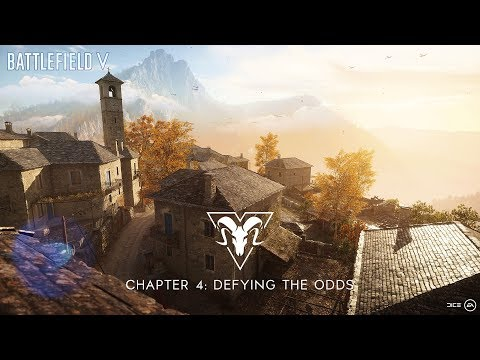 Battlefield V получил греческую карту - Марита