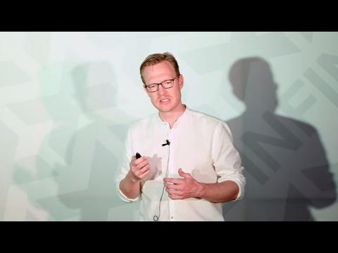 The era of Open Innovation | Adrian Johnson | TEDxHRCollege