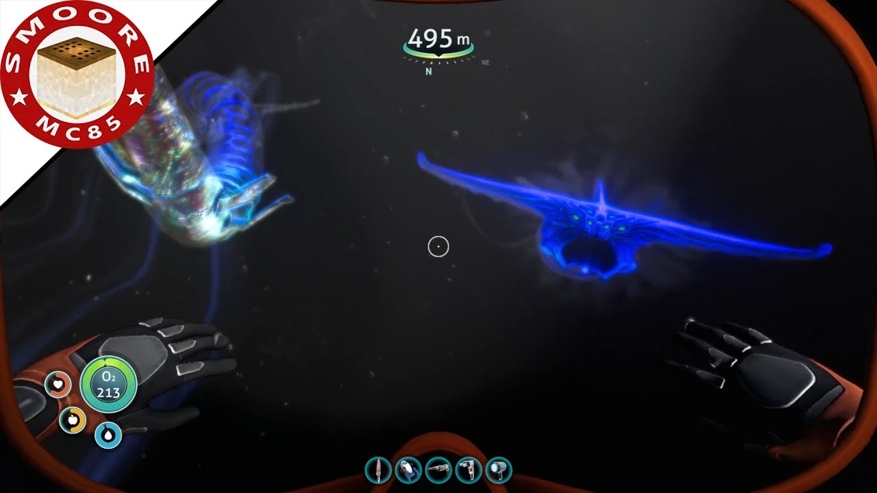 Subnautica - GHOST LEVIATHAN SOUNDS ARE EPIC, CYCLOPS ... |Cyclops Ghost Youtube