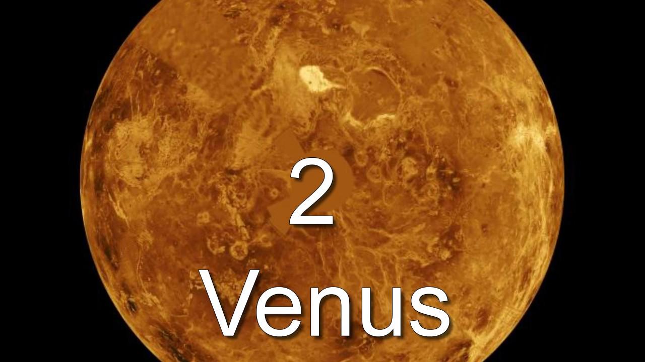 5 Urutan Planet Dari Yang Paling Dekat Dengan Matahari Youtube