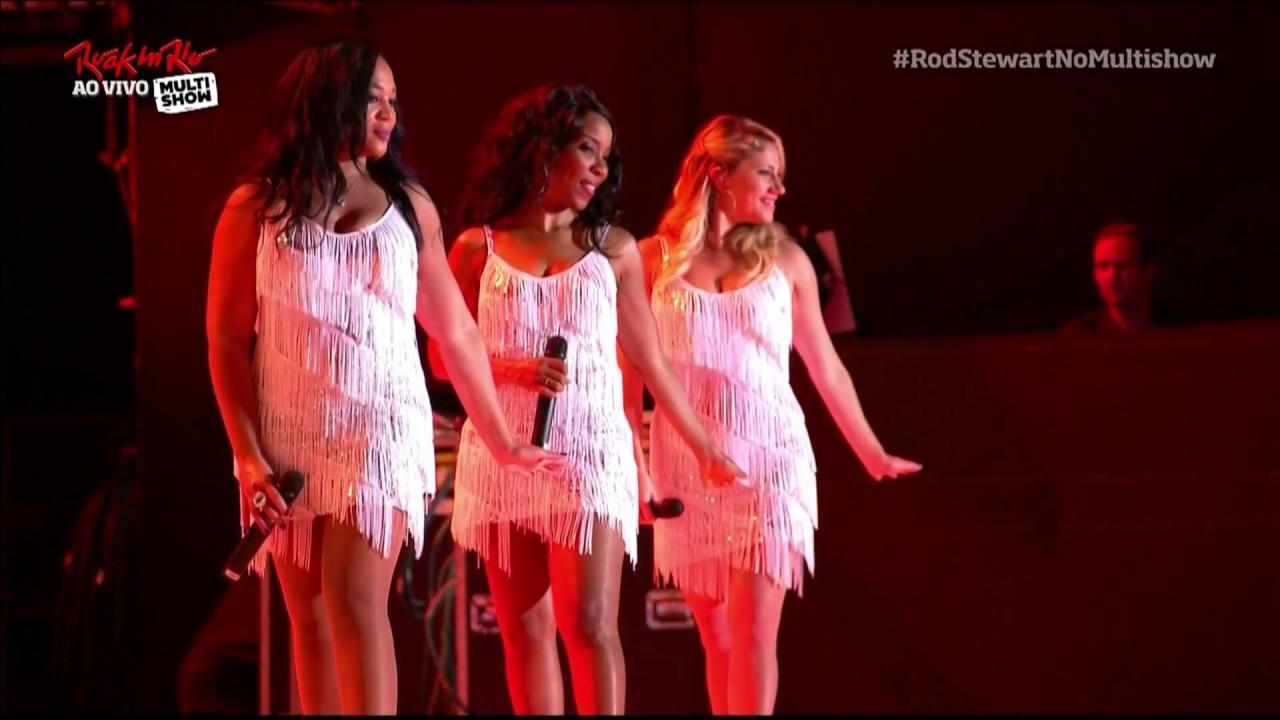 Rod Stewart - Show completo - Rock in Rio 2015
