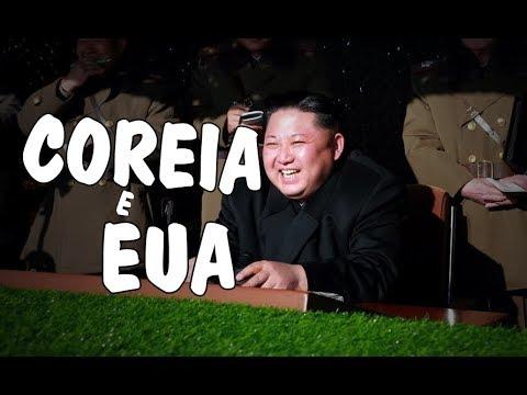 🔴 KOREIA E EUA