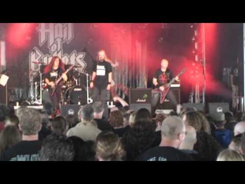 Hail of Bullets - Advancing Once More - Elsrock 2010