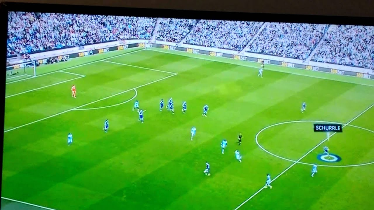 Chelsea Vs Man City: Manchester City Vs Chelsea 2014/2015 All Goals.