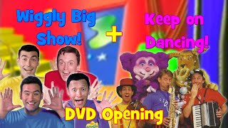 Opening to The Wiggles & The Hooley Dooleys - The Wiggly Big Show/Keep on Dancing 2017 DVD (Fanmade)