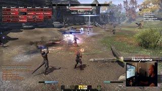 Elder Scrolls Online RVR Gameplay ITA #10