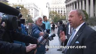 Bo Dietl for NYC Mayor - De Blasio and his Donor Jona Rechnitz are Corrupt...