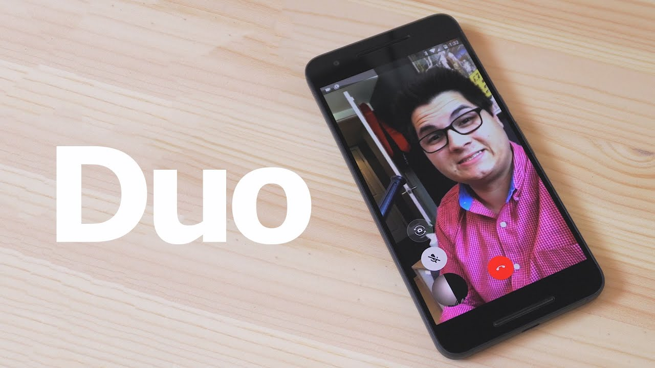 Hands-On With Google's New Duo App