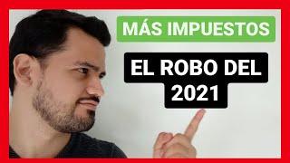 REFORMA TRIBUTARIA 2021 COLOMBIA   Economía  Noticias de hoy
