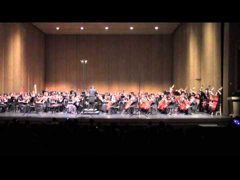 All region 2012 Philharmonic Orchestra - Plano Senior High S