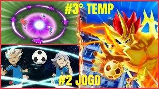 ☠ Inazuma GO Strikers 2013 ☠ 3º TEMPORADA # 2 JOGO