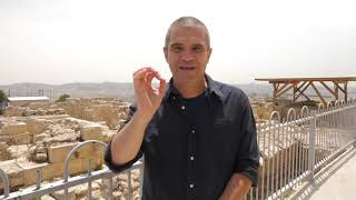 Brigadier General (Res.) Gal Hirsch - Tour to Prophet Samuel's Tomb - Episode 1