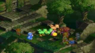 Final Fantasy Tactics A2: Blue Mage Abilities