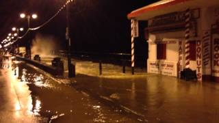 Cleethorpes, UK Storm, December 2013