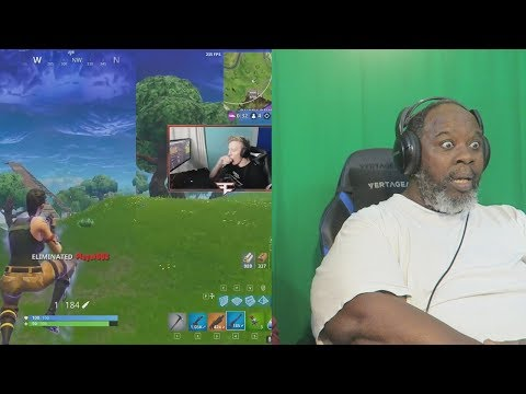 Dad Reacts to NINJA vs TFUE Reactions to Getting SICK CLIPS!