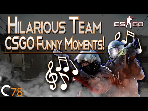 Karaoke, Teamkills and Cabbages | CS:GO Gameplay Highlights/Funny Moments