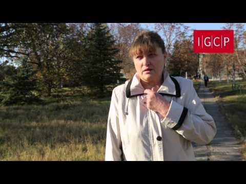 IGCP. Разрушения в Иловайске (4 октября 2014 г.) 18+
