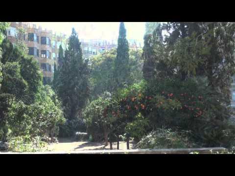 BARCELONA Jardins Maluquer