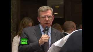 видео Министр финансов России Кудрин ушел в отставку