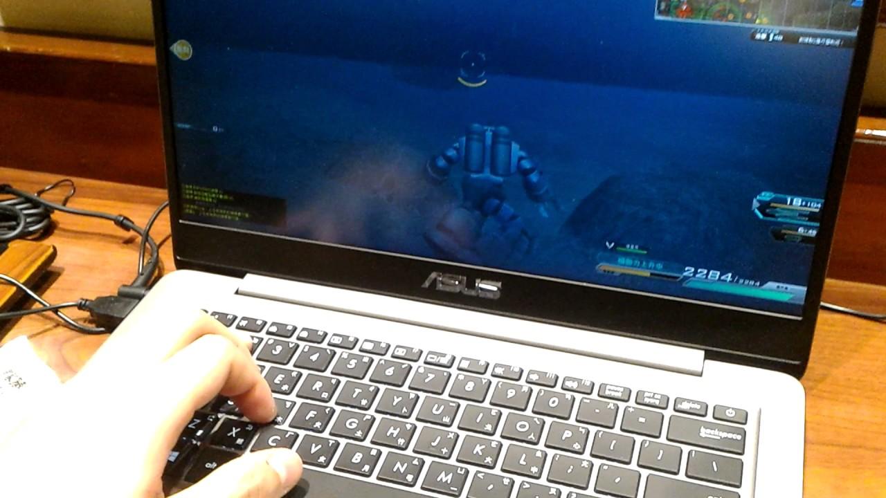 Hasil gambar untuk gaming ASUS ZenBook UX410UQ