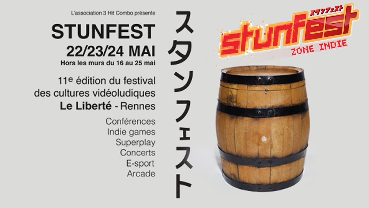Reportage - Les Indépendants au Stunfest 2015