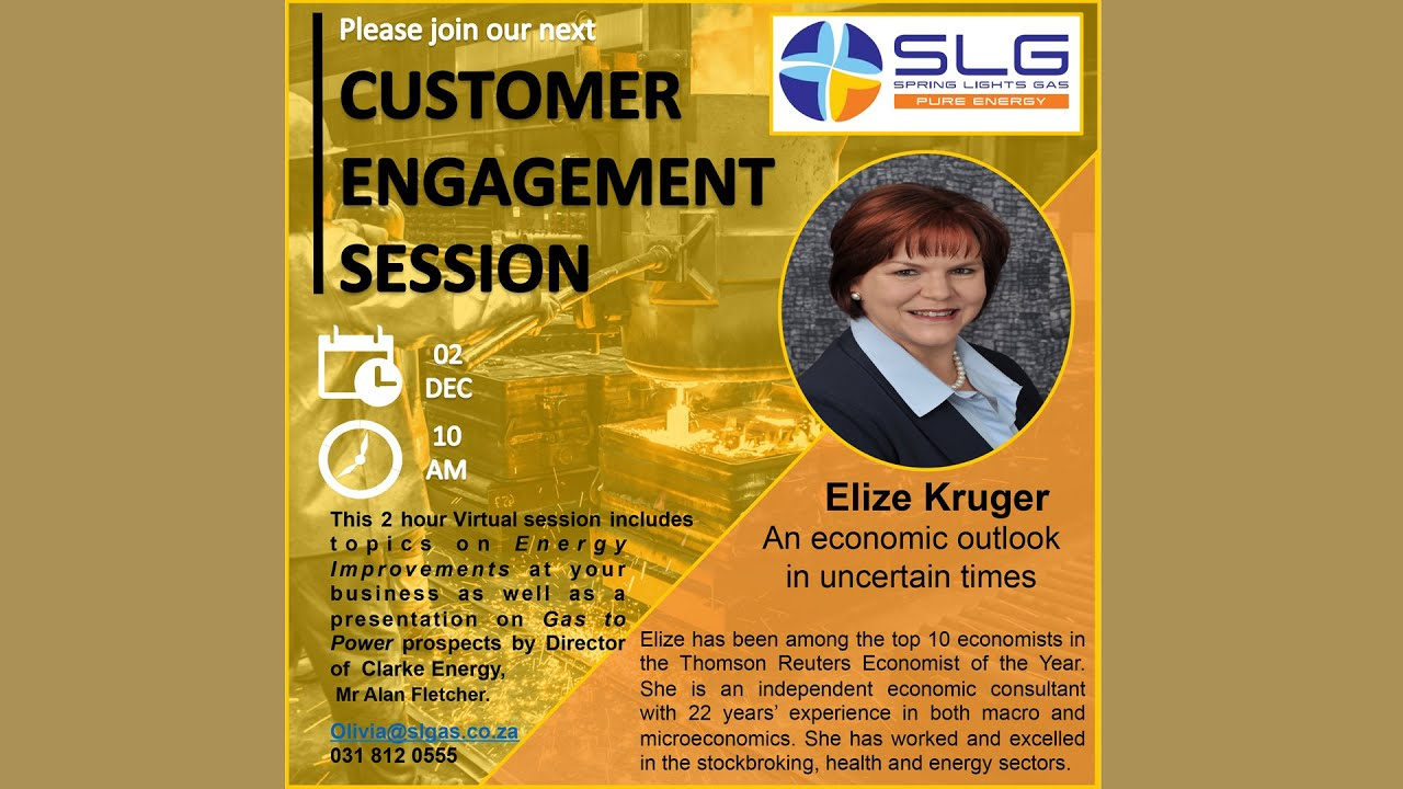 SLG's Virtual Customer engagement session 2020