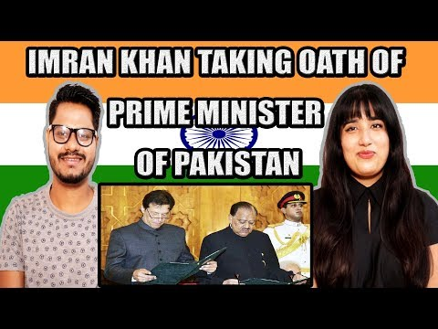 Indian Reaction On Imran Khan Taking Oath of Prime Minister of Pakistan   18 August 2018