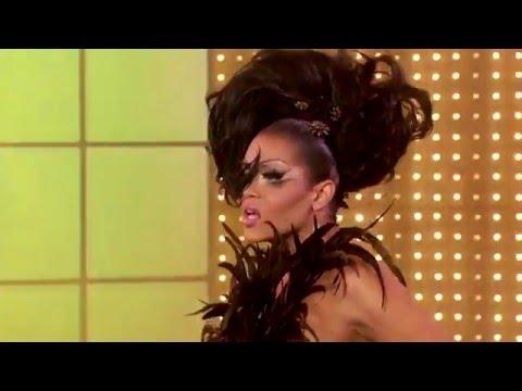 RuPaul's Drag Race | Lip Sync: Delta Work VS Mariah