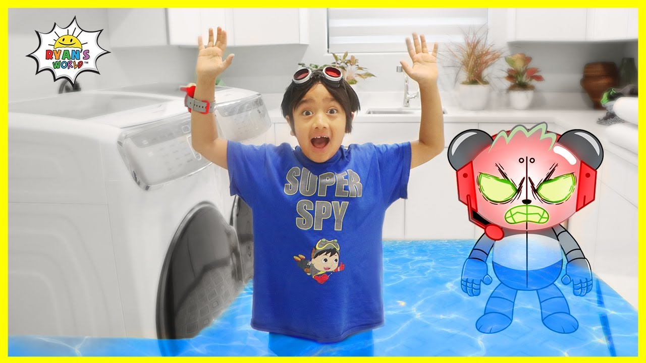 Download Robo Combo Flood Ryan's House Pretend Play!!