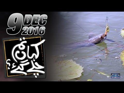 Machera   Kahan Tum Chale Gae   SAMAA TV   09 Dec 2016