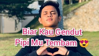 Download LAGU VIRAL!! Biar Gendut Tetap Ku Cinta_Cipt. Cunduk Hura(Unoffcial Klip Video)