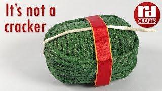 How to make Diwali cracker as gift box. (Sutli Bomb as gift box)