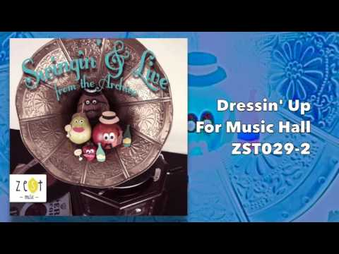 Megatrax Music: Dressing' Up For Music Hall, from Swingin' & Live From The Archive